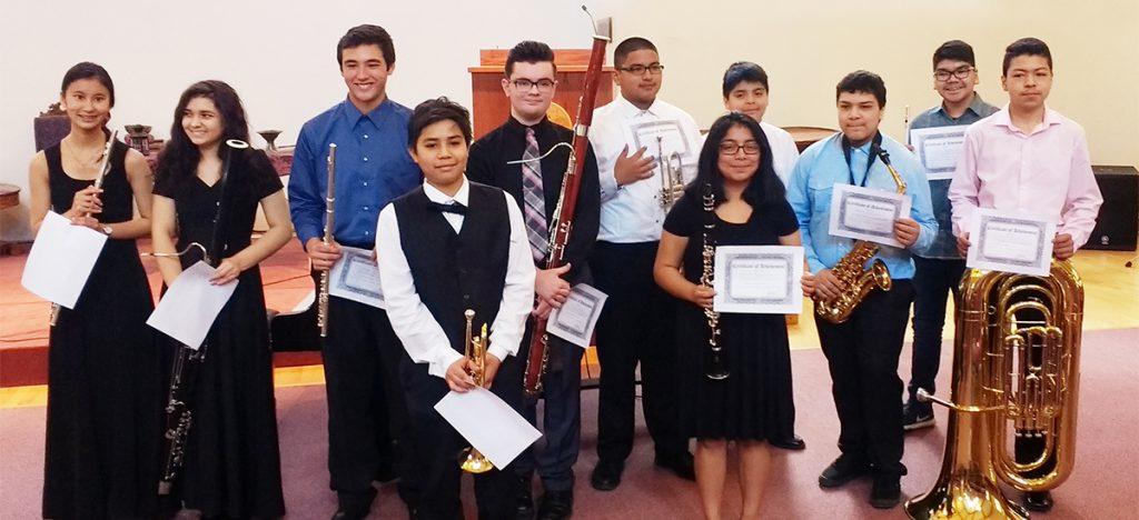 Salem Recital 2017